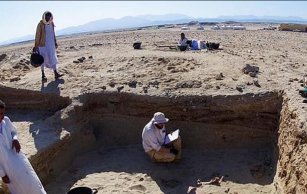 У Єгипті відкрито дивовижну знахідку