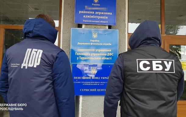 На Тернопольщине налоговика уличили в миллионной взятке