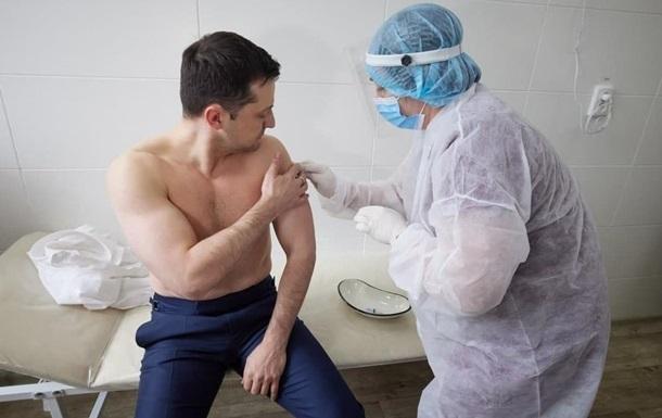 Зеленський назвав вакцину Covishield однією з найкращих у світі