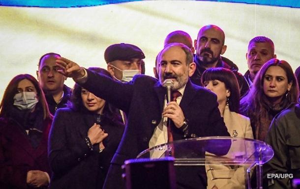 Хаос и протест. Политический кризис в Армении