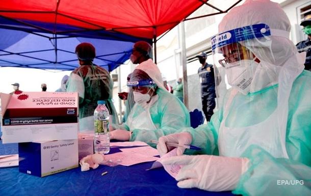 Ангола отримала першу партію COVID-вакцини за програмою COVAX