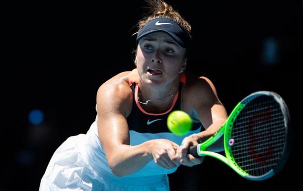 Стала відома суперниця Світоліної на турнірі в Досі