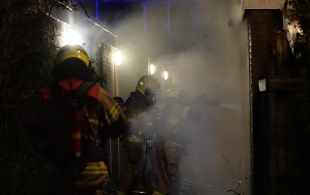 У Нідерландах стався вибух біля COVID-центру