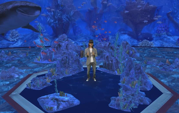 Microsoft представила платформу виртуальной реальности