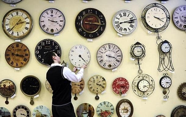В Украине отменят практику перевода времени