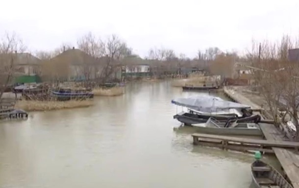 У Вилковому на Одещині вже тиждень не працює каналізація