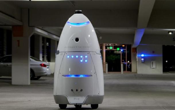 В США представили автономного робота-охранника