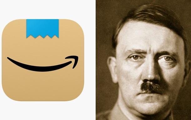 В Amazon змінили логотип через  вуса Гітлера