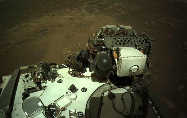 Perseverance сфотографував на Марсі  тюленя