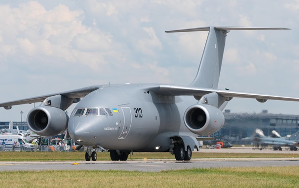 Украина оплатила Антонову аванс за три самолета
