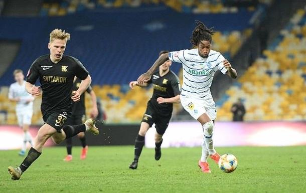 Динамо пробилося в півфінал Кубка України, здолавши Колос у серії пенальті