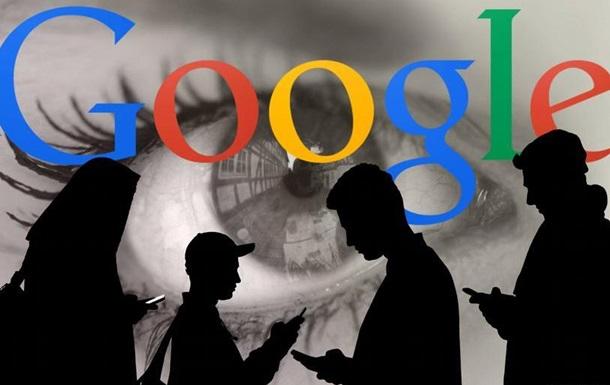 Google змінює алгоритми стеження за активністю користувачів