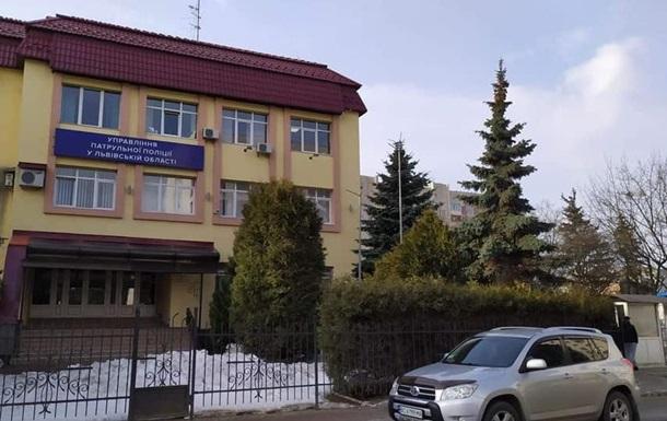 У Львові застрелився патрульний