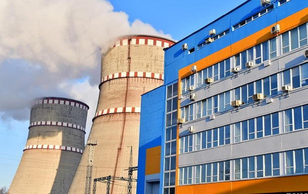 На Ровенской АЭС отключили энергоблок на ремонт