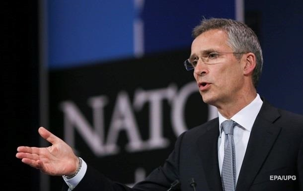 РФ не анексувала б Крим, якби Україна була в НАТО - Столтенберг