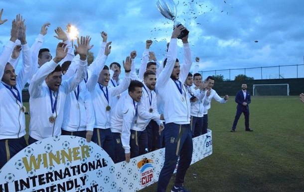 Молодіжна збірна України виступить на міжнародному турнірі в Туреччині