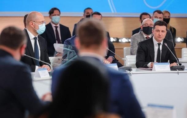Власти обсуждают реформирование села в Украине