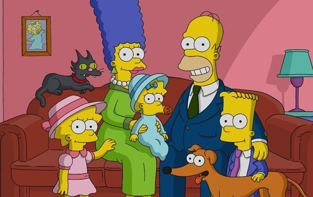 Мультсеріал Сімпсони продовжили ще на два сезони