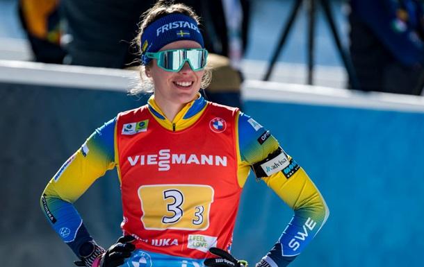 Швеція виграла жіночу естафету в Нове-Мєсто