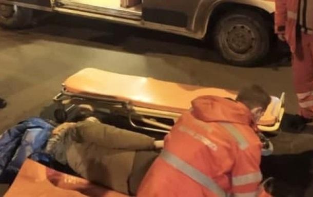 Под Киевом джип сбил подростка на пешеходном переходе