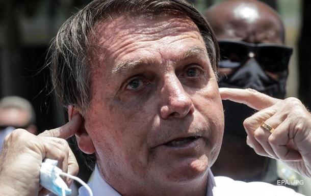 В Бразилии рекордная смертность от COVID: президент сказал  не ныть