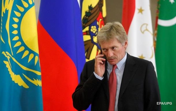 Кремль назвал 'безумные' санкции США