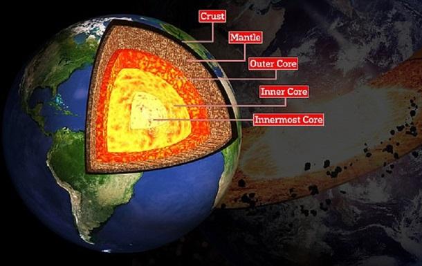 П ятий шар Землі: виявлені ознаки прихованої структури всередині планети