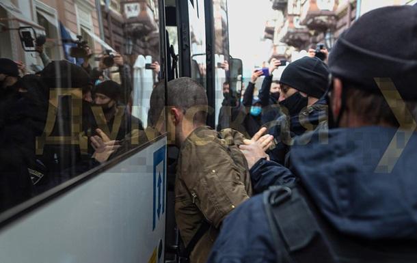 В Одессе провокаторы пытались сорвать женский марш
