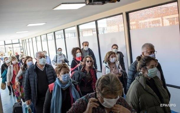 Заболеваемость COVID в мире резко пошла на спад