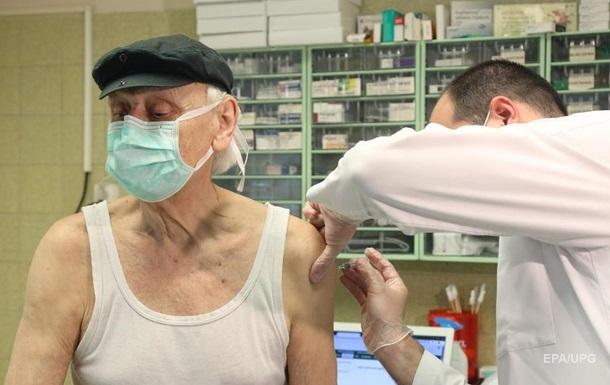 Вакцинація препаратом AstraZeneca призупинена в Угорщині