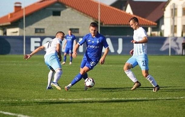 Матч Динамо - Минай перенесен в Киев
