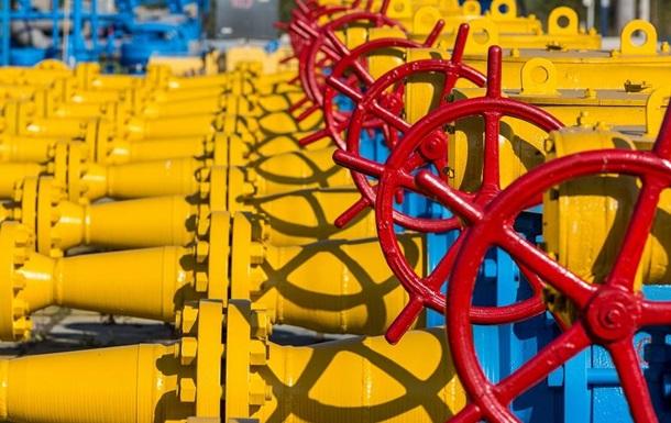 Газпром сократил транзит газа через Украину