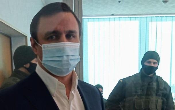 Микитася оставили под арестом еще на два месяца