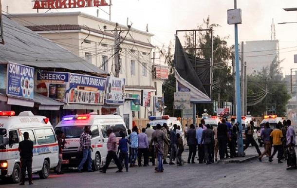 У столиці Сомалі пролунав вибух - ЗМІ