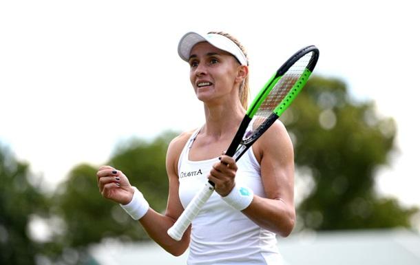 Цуренко пробилась в финал квалификации на турнире в Дубае