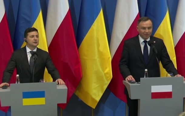 Зеленский и Дуда выразили соболезнования семьям погибших в Польше украинцев