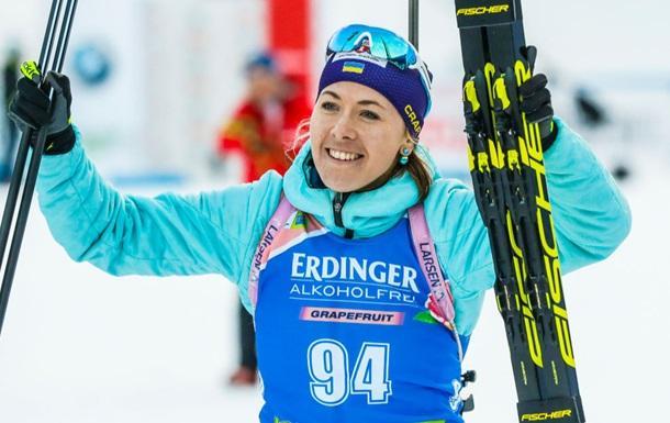 Биатлон: Джима стала второй в спринте в Нове-Место, победу одержала Экхофф