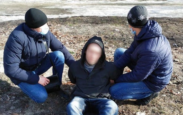 В Сумах мужчина с гранатой угрожал взорвать отделение полиции