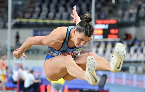 Бех-Романчук блестяще выиграла золото чемпионата Европы