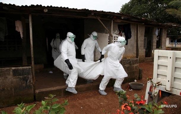 Вспышка Эболы в Гвинее: смертность составляет 50%