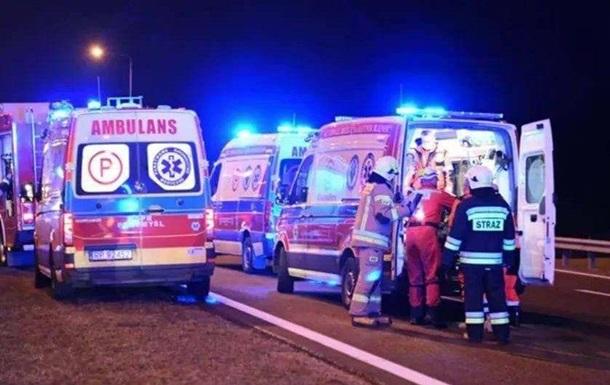 ДТП в Польше: известно состояние пострадавших
