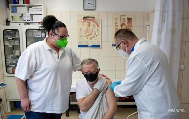 В Угорщині рекордна кількість хворих на COVID-19 за добу