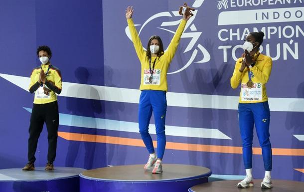 Медальный зачет ЧЕ по легкой атлетике-2021: Бельгия лидирует, Украина - пятая