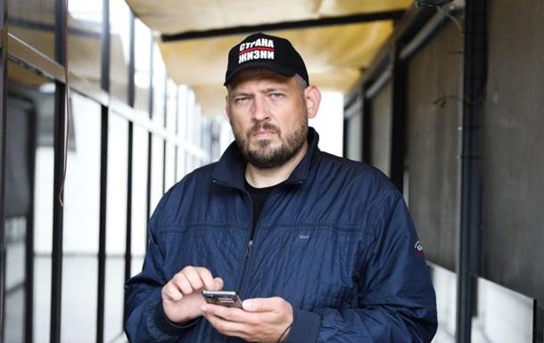 Тихановський засудив анексію Криму Росією