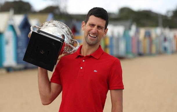 Джокович встановив рекорд за кількістю тижнів як перша ракетка світу
