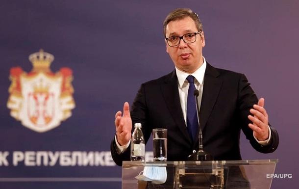 В Сербии прослушку президента назвали попыткой госпереворота