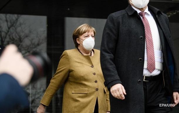 Меркель: Пандемія може нівелювати досягнення жінок