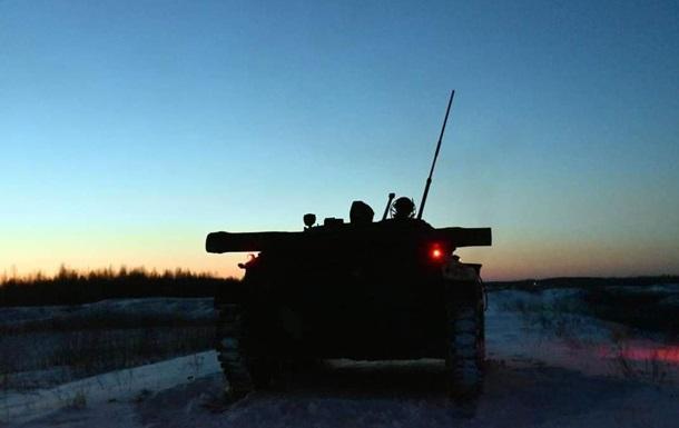 Сепаратисти продовжують обстрілювати позиції ЗСУ