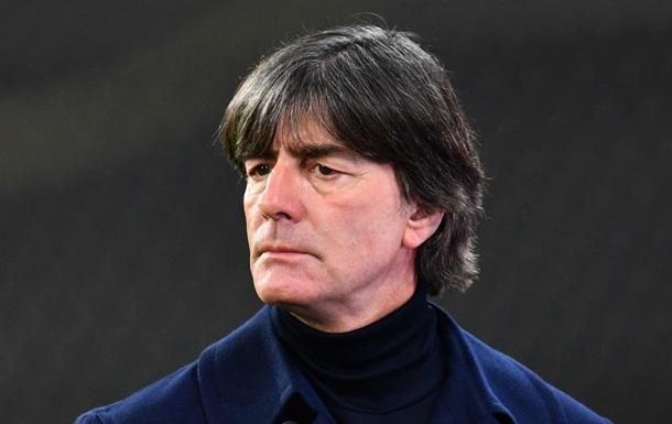 Лев залишить збірну Німеччини після Євро-2020