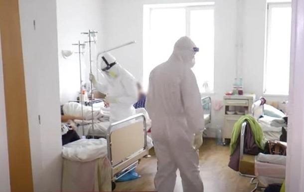 На Львовщине загрузка COVID-больниц выросла на 20% за две недели